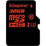 金士顿micro SDHC卡 Class10 UHS-I中国红(32GB) 闪存卡/金士顿