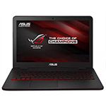 华硕ROG GFX72VM6700(8GB/128GB+1TB) 笔记本电脑/华硕
