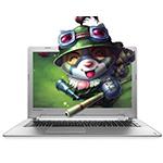 联想Ideapad 510-15-ISE(4GB/128GB+1TB/2G独显) 笔记本电脑/联想