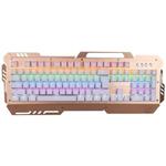 狼蛛F2022二代背光机械键盘 键盘/狼蛛