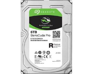 希捷BarraCuda Pro 6TB 7200转 128MB(ST6000DM004)图片