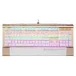 达尔优DK104背光机械游戏键盘 键盘/达尔优