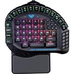 狼蛛掌控者单手机械键盘 键盘/狼蛛