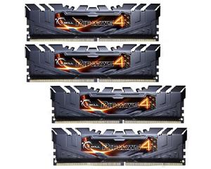 芝奇Ripjaws4 16GB DDR4 3000(F4-3300C16Q-16GRK)图片
