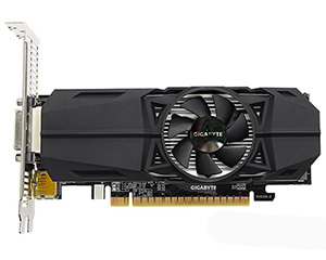 技嘉GTX 1050 OC Low Profile 2G图片