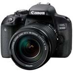 佳能800D套机(18-135mm IS STM) 数码相机/佳能