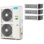 美的MDVH-V120W/N1-610P(E1) 中央空调/美的