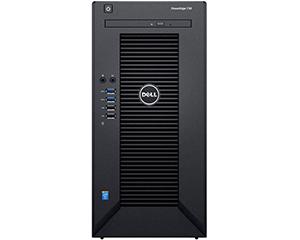 戴尔PowerEdge T30 塔式服务器(G4400/4GB/1TB)图片