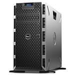 戴尔PowerEdge T330 塔式服务器(Xeon E3-1240 v5/8GB*2/2TB*4)