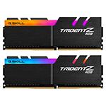 芝奇Trident Z RGB 16GB DDR4 3200(F4-3200C16D-16GTZR) 内存/芝奇