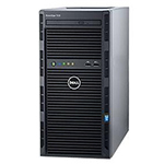 戴尔PowerEdge T130 塔式服务器(Xeon E3-1240 v5/16GB/1TB*2) 服务器/戴尔