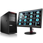 联想ThinkStation P410(E5-1630 V4/32GB/2TB+256GB/M4000 8G独显) 工作站/联想ThinkStation