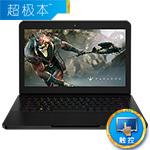 雷蛇灵刃(i7 7700HQ/16GB/1TB/4K触控屏) 超极本/雷蛇