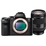索尼A7 II套机(24-240mm) 数码相机/索尼