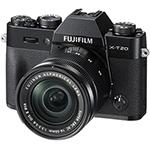 富士X-T20套机(XC 16-50mm II) 数码相机/富士