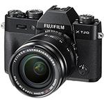 富士X-T20套机(XF 18-55mm) 数码相机/富士