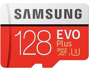 三星micro SDXC卡 EVO PLUS(128GB)图片