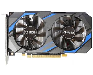 影驰GeForce GTX 1050Ti骁将V2图片
