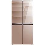 美的BCD-432WGPZM 冰箱/美的