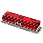 影驰铁甲战将M.2 PCI-E 2280(240GB) 固态硬盘/影驰