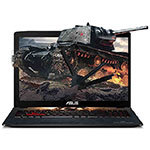 华硕FZ50VW6300(4GB/1TB/2G独显) 笔记本电脑/华硕