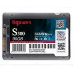 金泰克S300 SATA3(90GB) 固态硬盘/金泰克