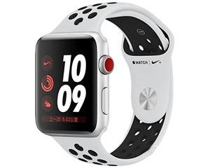 苹果Watch Nike+ Series 3(GPS+蜂窝网络)