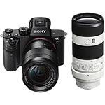 索尼A7SII套机(24-70mm,70-200mm) 数码相机/索尼