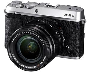 富士X-E3套机(XF 18-55mm)