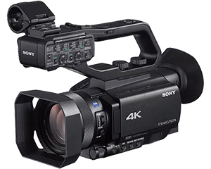 索尼HXR-NX80