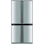 夏普BCD-605WPV 冰箱/夏普