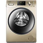 海信XQG100-UH1205FG 洗衣机/海信