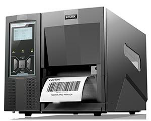 博思得TX3r RFID工业条码打印机图片