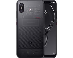 小米8透明探索版(128GB/全网通)
