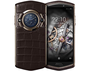 8848 钛金手机M5(鳄鱼皮版/256GB/全网通)