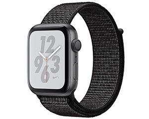 苹果Watch Nike+ Series 4(44mm/GPS+蜂窝网络/回环式运动表带)