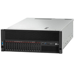 联想ThinkSystem SR860(Xeon Gold 5118×2/16GB×4/600GB×8) 服务器/联想