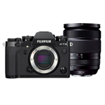 富士X-T3套机(XF 18-135mm) 数码相机/富士