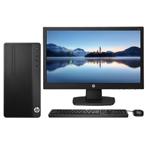 惠普480 G5 MT(i5 8500/8GB/256G SSD+1T/2G独显/21.5LED) 台式机/惠普