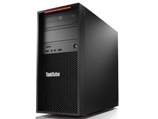 联想ThinkStation P520c(Xeon W-2125/16GB/2TB/P2000/X27Q)图片