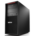 联想ThinkStation P520c(Xeon W-2123/16GB/256GB+1TB/P1000×2/23.8英寸×2)