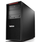 联想ThinkStation P520c(Xeon W-2102/16GB/256GB+1TB/P2000/23英寸) 工作站/联想ThinkStation
