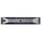 戴尔PowerEdge R730 机架式服务器(Xeon E5-2620 v4×2/16GB×2/2TB×4) 服务器/戴尔