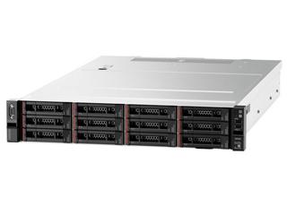 联想ThinkSystem SR590(Xeon 银牌4114/16GB/2TB)图片