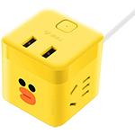 公牛小魔方USB插座 电源设备/公牛