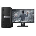 戴尔OptiPlex 7050MT(i7 7700/16GB/256GB+1TB/2G独显/27LCD) 台式机/戴尔