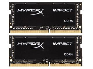 金士顿骇客神条Impact 16GB DDR4 2666(套装)图片