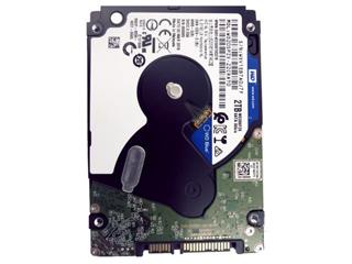 西部数据2TB 5400转 128MB SATA3 蓝盘(WD20SPZX)图片