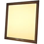 偶忆面板灯(调光款/12W/暖白光) 智能灯光/偶忆