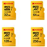 柯达Kodak mSD 64GB UHS-I U1 Premium 闪存卡/柯达